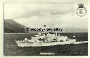 na1565 - Royal Navy Warship -  HMS Iron Duke - photograph