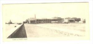 PORT SAID, Egypt, 1910s - Casino