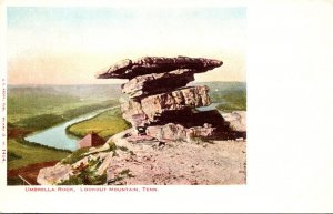 Tennessee Chattanooga Lookout Mountain Umbrella Rock 1908