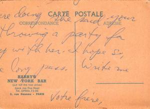 Harry's New York Bar - Paris