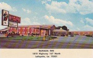 Louisianna Lafayette Ramada Inn