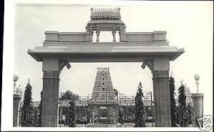 india, MANDAPAM, Gandhi Memorial (1950s) RPPC