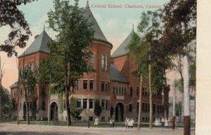 CHATHAM, Canada, PU-1910; Central School