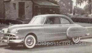 1050 Pontiac Chieftain Deluxe Automotive, Autos, Cards Old Vintage Antique Po...
