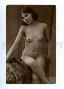 3129070 NUDE BELLE Woman Vintage Real PHOTO GA #175 PC