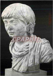 Postcard Modern Arles (Bouches du Rhone) Lapidary Museum of Art Paien Tete Child