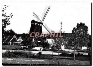 Modern Postcard Arnhem Openlucht Museum Standaardmolen