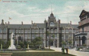 Tech School , PEEL PARK , England , 1900-10s