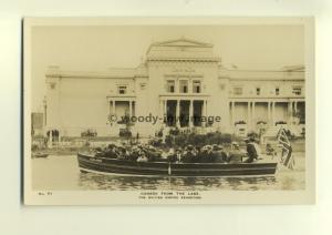 ex206 - Canada from the Lake , British Empire Exhibition 1924 - postcard