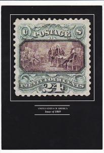 Unitaed States Of America 24 Cent Issue of 1869