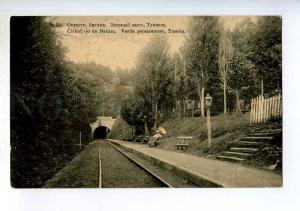 248557 Adjara Georgia BATUMI Green Cape Railway Tunnel Batum