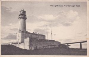 The Lighthouse, Flamborough Head, Yorkshire, England, United Kingdom, 10-20s
