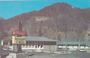 North Carolina Maggie Valley Riverlet Motel & Restaurant