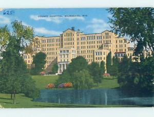 Pre-1980 HOSPITAL SCENE Milwaukee Wisconsin WI J9908