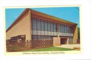 Livingston College Music Building, Salisbury, North Carolina, 40-60s