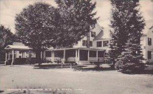 New Hampshire Henniker Henniker Inn Artvue