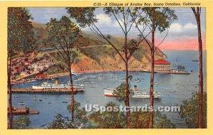 Avalon Bay - Santa Catalina, CA