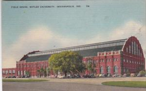 Indiana Indianapolis Field House Butler University