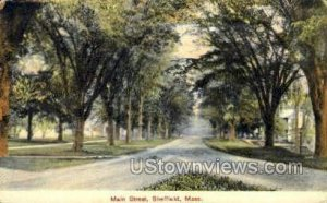 Main St. - Sheffield, Massachusetts MA
