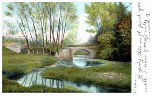18105  NY Richfield Springs  Farnham Bridge