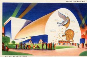 NY - 1939 World's Fair, Music Hall
