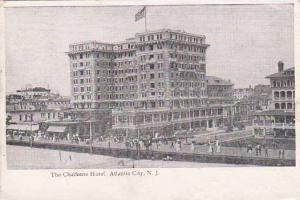 New Jersey Atlantic City The Chalfronte Hotel 1910