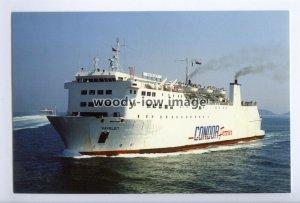 SIM086 - Condor Ferry - Havelet ex Cornouailles - postcard