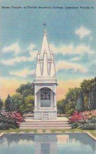 Florida Lakeland Hindu Temple At Florda Southern College