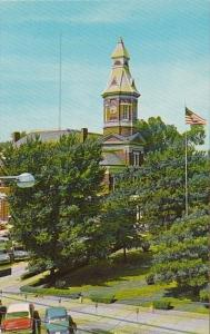 Kentucky Mayfield Graves County Court House