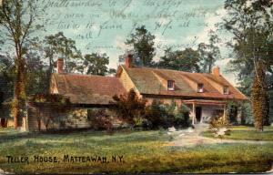 New York Matteawan The Teller House 1908