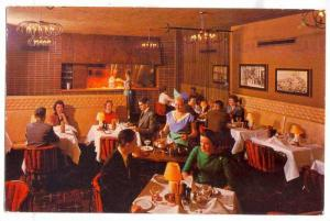 Interior, Cavalier Grill, Hotel Georgia, Vancouver, British Columbia, Canada,...