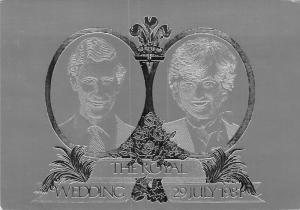 Royal Wedding - Charles & Diana