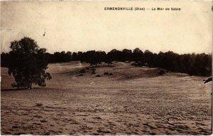 CPA Ermenonville- La mer de sable FRANCE (1020499)