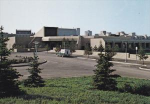 Museum , University of Saskatchewan , SASKATOON , Canada , 50-70s