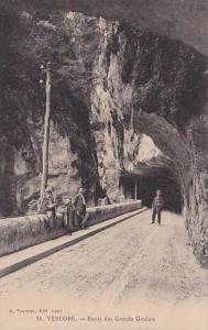 France Vercors Route des Grands Goulets