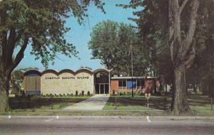 Exterior,  Kingsville Municipal Building,  Kingsville,  Ontario,  Canada,  40...