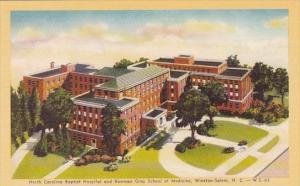 North Carolina Baptist Hospital And Bowman Gray School Of Medicine Winston Sa...