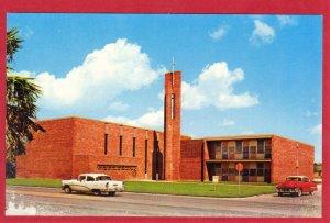FIRST CHRISTIAN CHURCH, MCALLEN, TEXAS  SEE SCAN