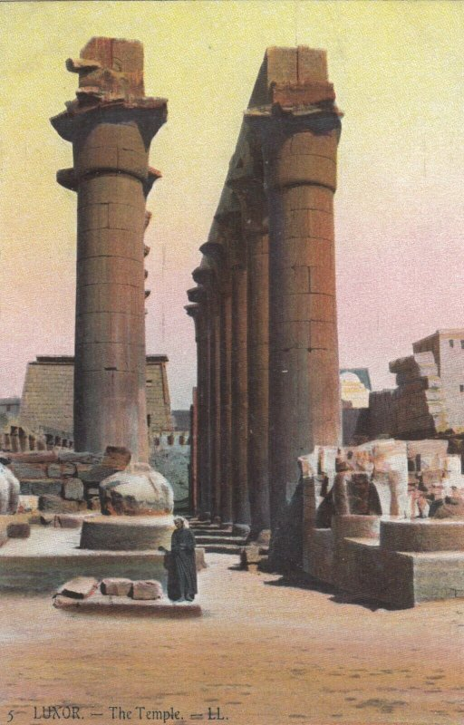 EGYPT , 00-10s ; Luxor , The Temple