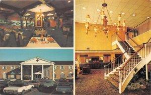Florence Kentucky 1970s Postcard Ramada Inn Motel South near Cincinnati