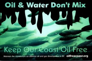 Advertising Environmental Canada Keep Our Coasts Oil Free