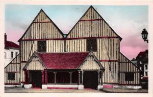 BR5783 Portail de l Eglise Sainte Catherine Honfleur    france