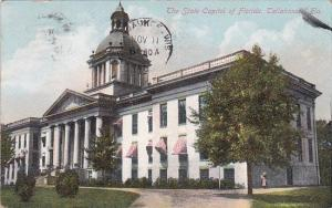 Florida Tallahasse The State Capitol Of Florida 1907