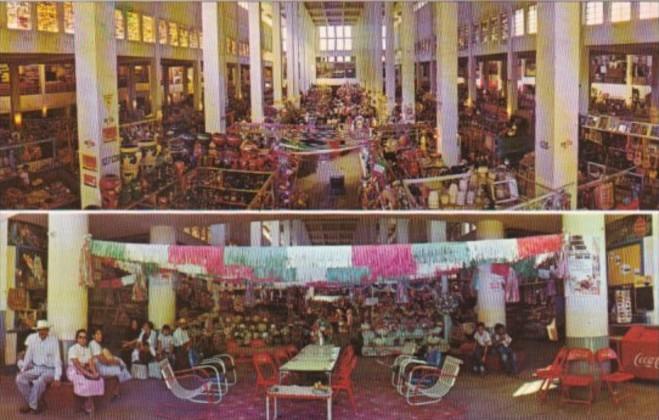 Mexico Juarez Market Interior