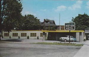 Bridal Suite Motor Hotel, Niagara Falls, Ontario, Canada, 1940-1960s