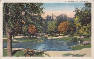 Ohio Lima Faurot Park