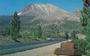 Devastated Area Mount Lassen California