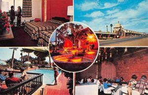 Rosarito Beach Baja California Mexico Quinta Mar Motor Hotel Postcard K91585