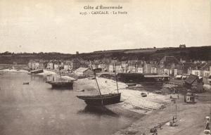CPA CANCALE - La Houle (112032)