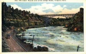 Whirlpool Rapids Niagara Falls NY Unused